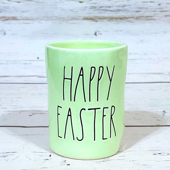 Rae Dunn HAPPY EASTER Candle